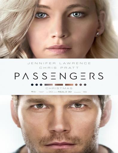 Ver Pasajeros (Passengers) (2016) Online