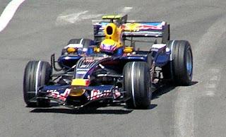 Gambar Mobil Balap F1 Red Bull 09