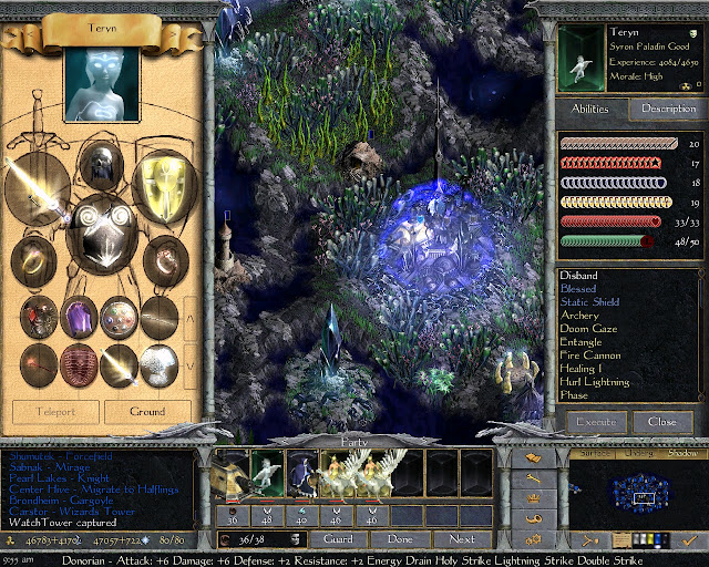 Age of Wonders 2: Swadow Magic - Syron Hero Screenshot