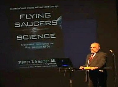 flying saucers and science book