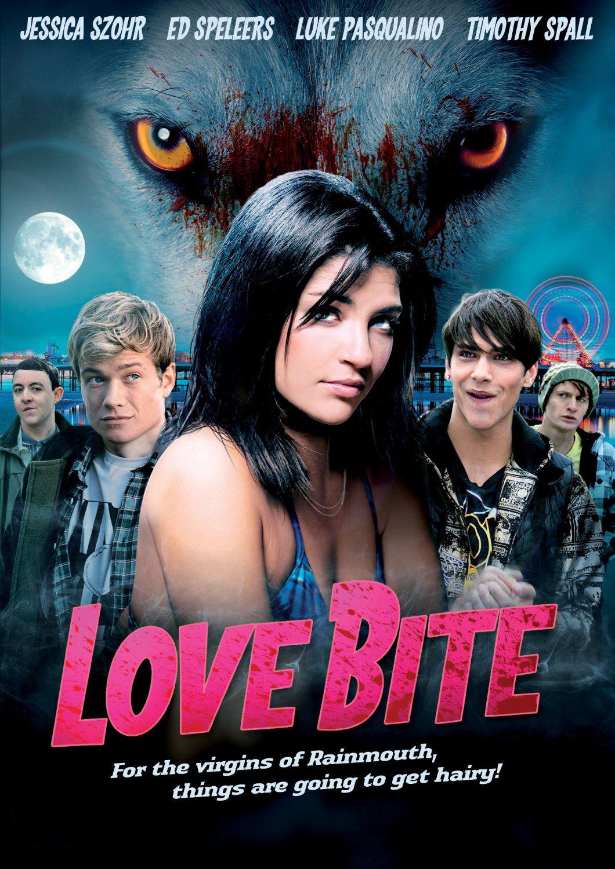Inatividade Paranormal Elenco Delightful crítica] love bite - meu mundo alternativo