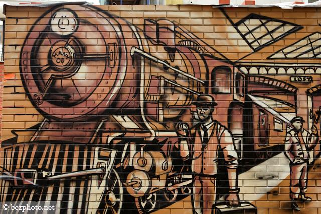 граффити большая дмитровка