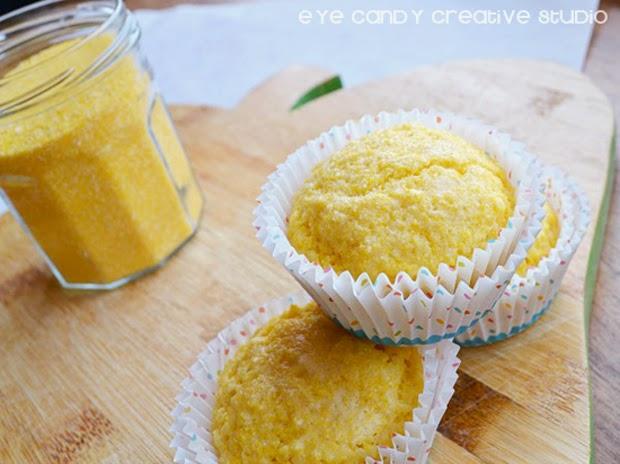 cornbread cupcakes, recipe for cornbread, cornbread muffins, making cornbread