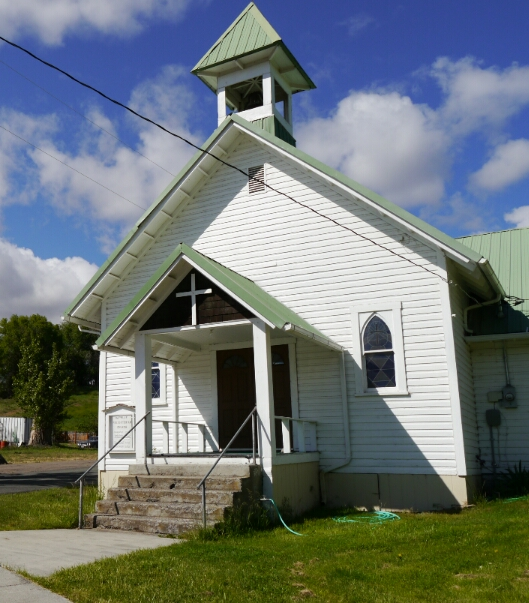 Dayville church