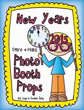 http://www.teacherspayteachers.com/Product/New-Years-Photo-Booth-Props-FREEBIE-1033467