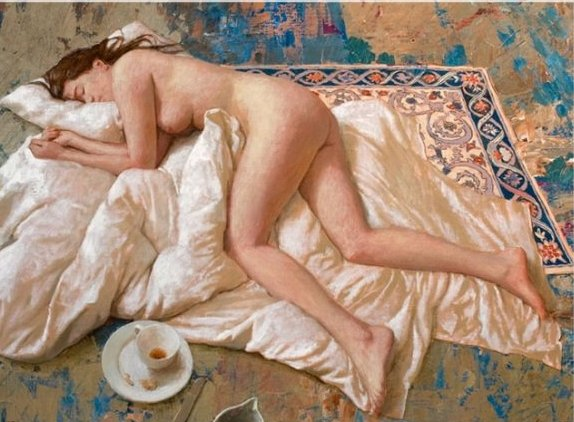 Kenne Gregoire 1951 | New realism dutch painter