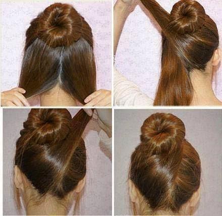 Ladies Hair Styles Tutorials #3.
