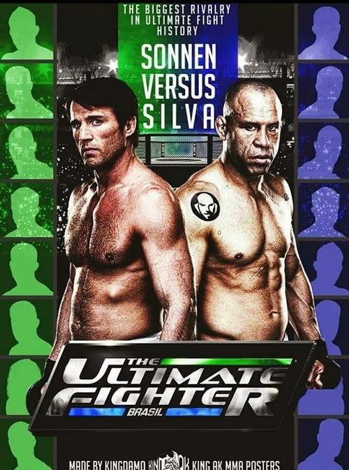 sonnen Download   The Ultimate Fighter Brasil : Em Busca De Campeões   3º Temporada 720p + HDTV + RMVB