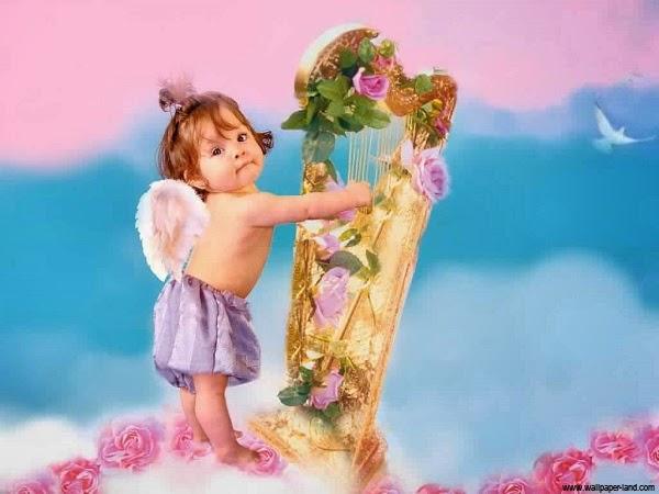 Des Images bébés fées