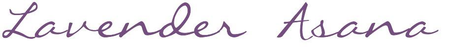 Lavender Asana
