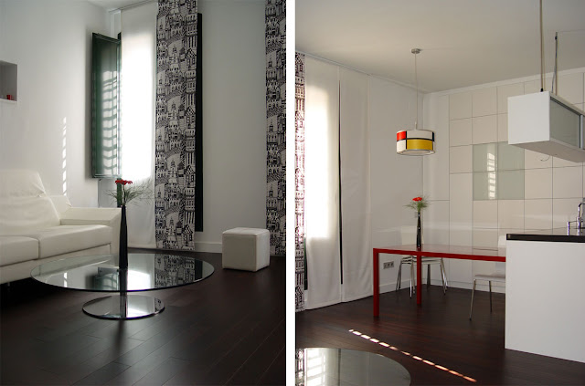 Puertas De Baño Minimalistas:baños requeridos pero amueblado de forma que nunca esta función