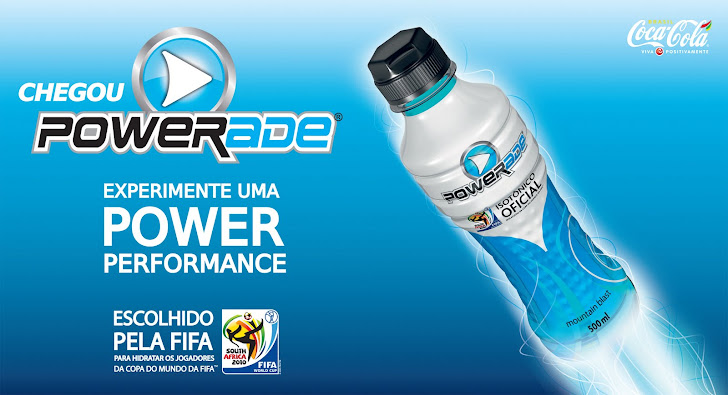 POWERADE AD FOR WORLD CUP (COCA)