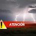 ATENCION. Prob lluvias y tormentas fuertes (Jue 9/10 - Vie 10/10)