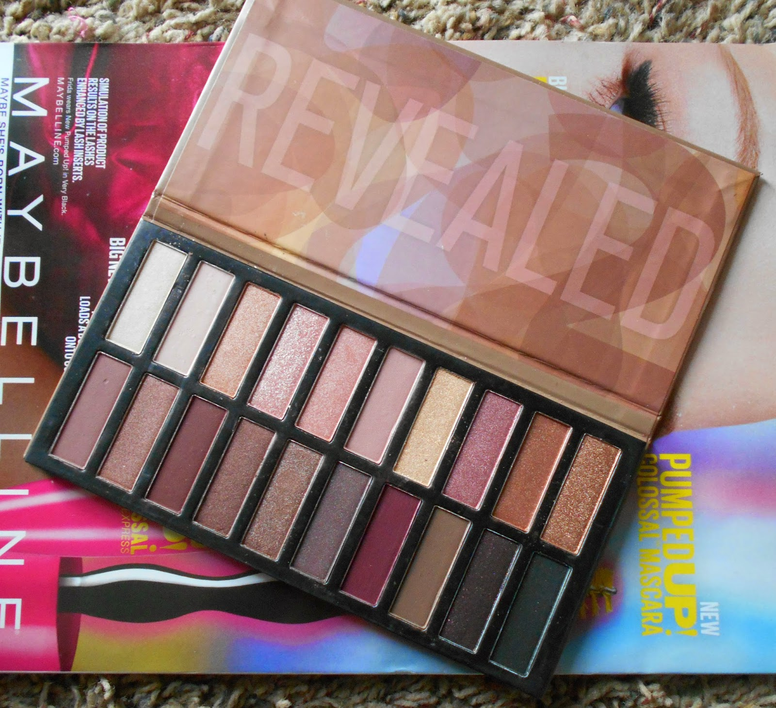 Revealed 2 Palette By Coastal Scents