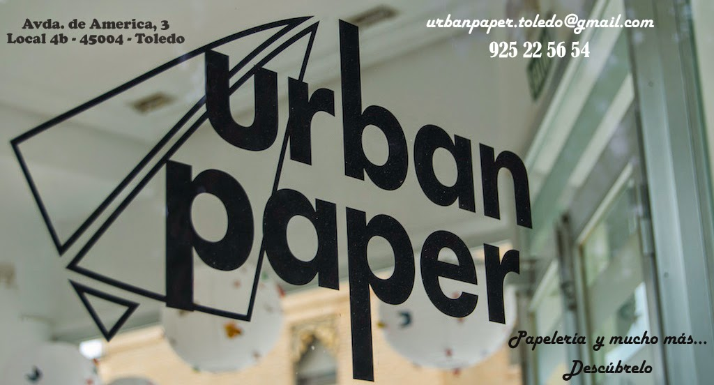Urban Paper Toledo