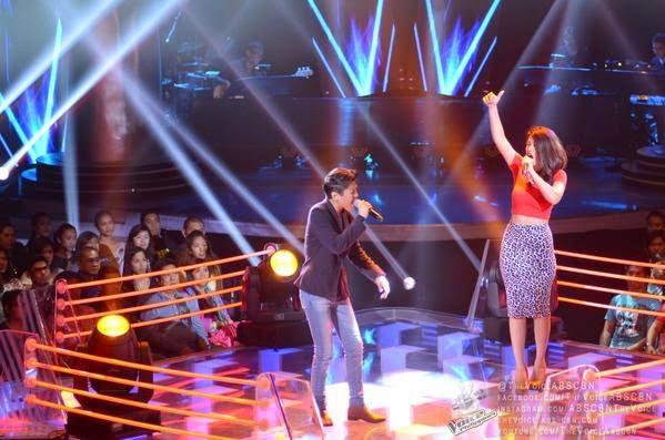 Rita Martinez wins The Battles vs Suy Galvez on 'The Voice PH'