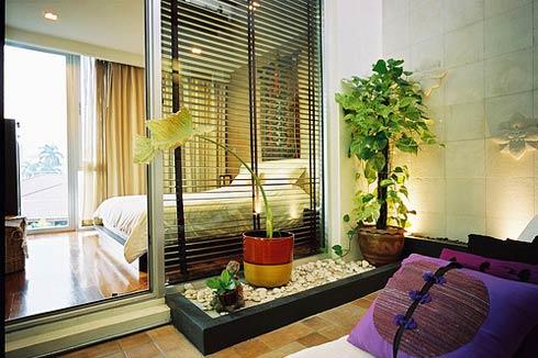 C mo decorar tu casa a la ltima moda bonitadecoraci - Plantas de interior para salon ...