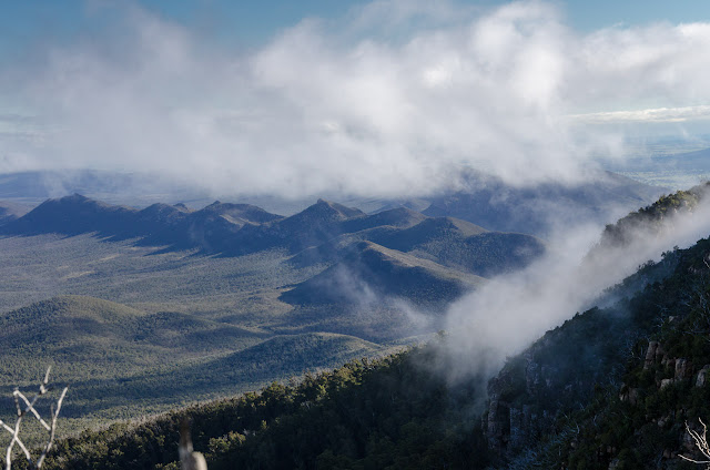mount william and serra range