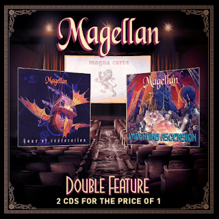 Magellan's Double Feature
