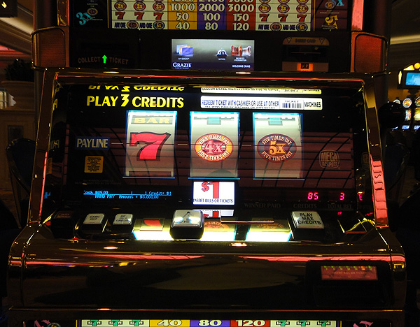 best slot machine payouts at ny ny vegas