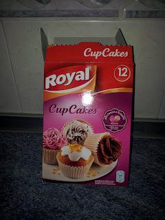 royal cupcakes - mis primeros cupcakes