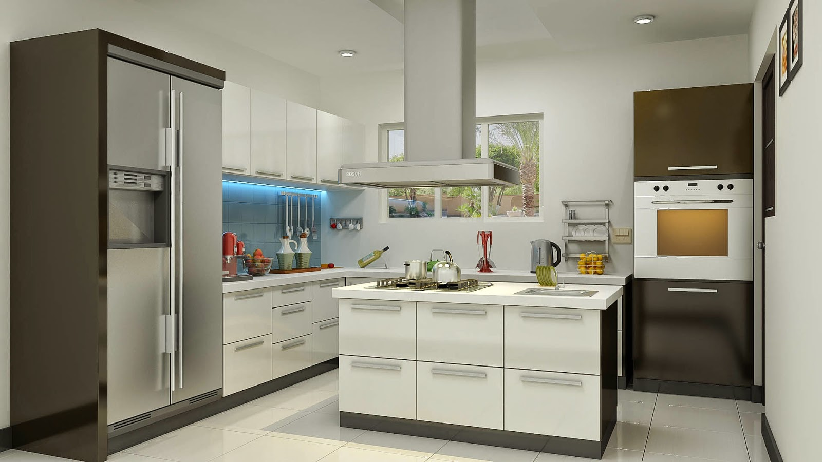 Kitchen island ideas interior decor blog for Kitchen 6 yelahanka