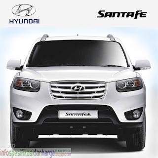 Harga Hyundai Santa Fe Mobil Terbaru 2012