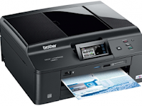 Brother DCP-J725DW Driver Free Download