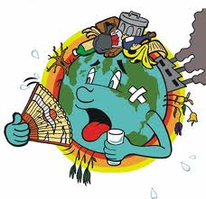 O Nosso Planeta pede socorro...
