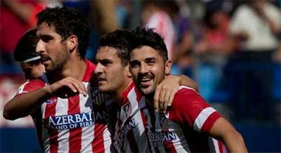 Atletico Madrid mengalahkan Real Betis 5-0