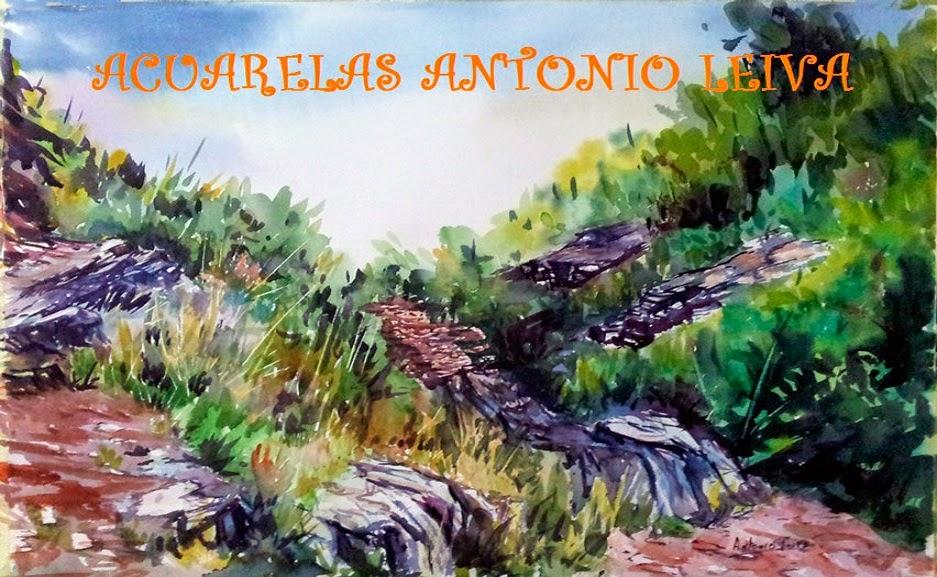 Blog Acuarelas Antonio Leiva