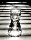 Glass of water - one technique of Silva method how to find an answer