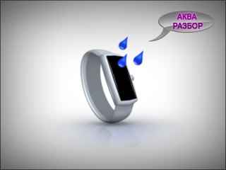 In the future, smartwatches may dissolve in water