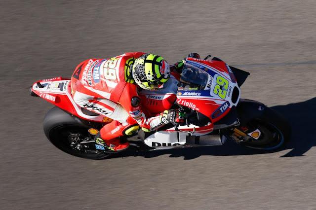 Hasil FP3 MotoGP Valencia 2015