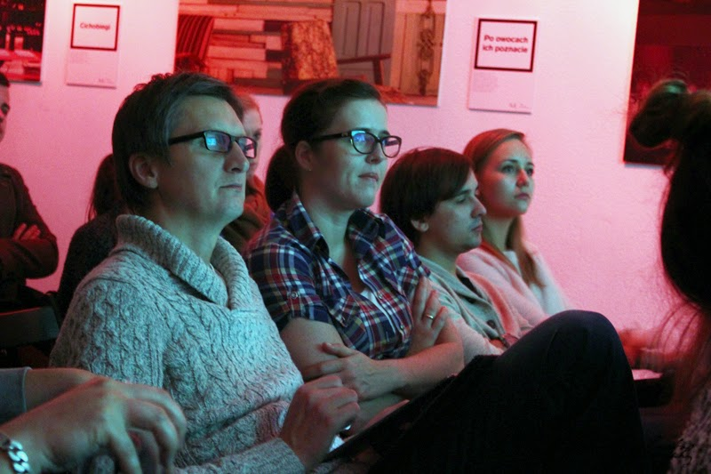 Geek Girls Carrots Łódź, Robert Wróbel, Biedronka w Kuchni, Asia Konka