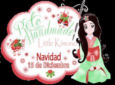 NAVIDAD LITTLE KIMONO HAND
