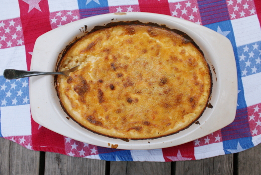 The Creamiest, Cheesiest Baked Macaroni & Cheese
