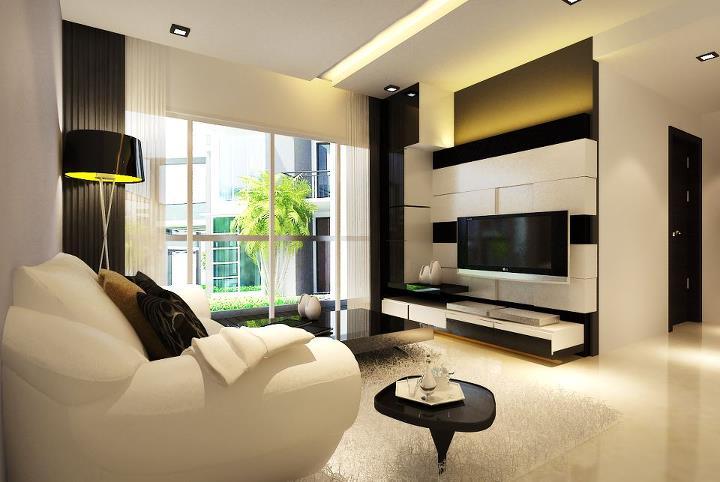 Stormtrooper Interior Design Living