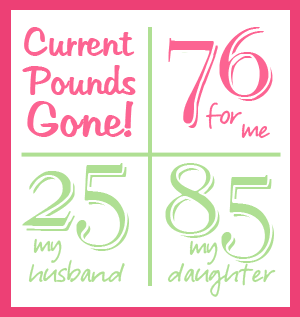 You can do this! CHECK OUT OUR FAMILY'S RESULTS!