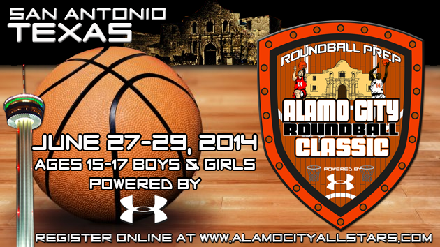 Alamo City Roundball Classic Basketball Tournament