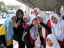 kawan-kawanku di SMK(P) AIR PANAS