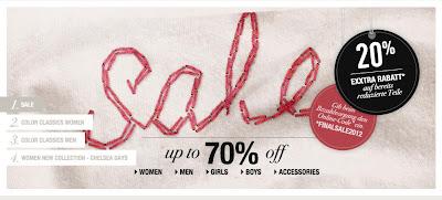 Winter-Sale im Online-Shop von MeXX: 20 Prozent Rabatt mit Code FINALSALE2012 auf reduzierte Artikel