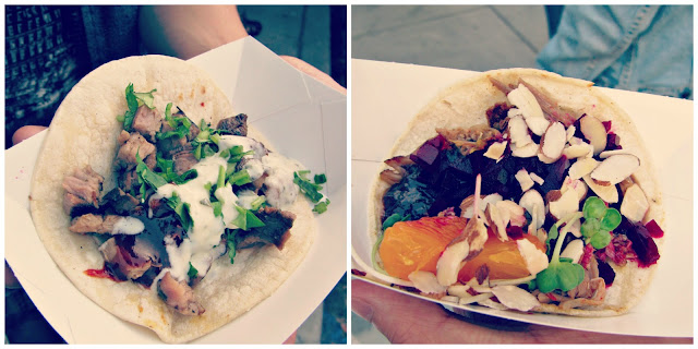 Abbot Kinney First Fridays // Flying Pig Truck Tacos