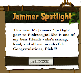 Monthly Jammer Spotlight!