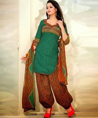 Punjabi Dress Patterns For Girls Girls Punjabi Dresses Neck