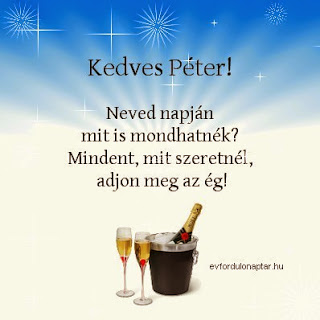 Április 29 - Péter