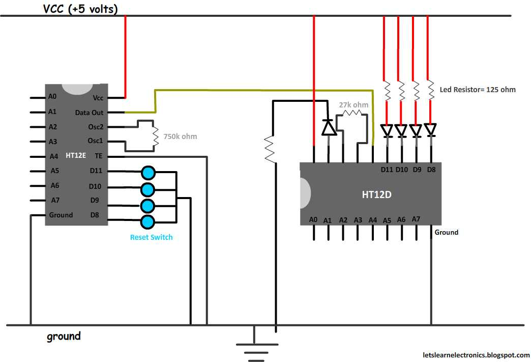 The Moral Of The Story I E  Circuit Diagram Is Shown Below