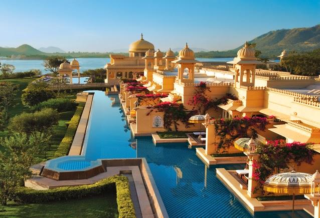 Hotel Oberoi Udaivilas - India