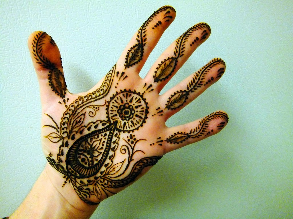 All 4u HD Wallpaper Free Download : Elegant Henna Patterns ...