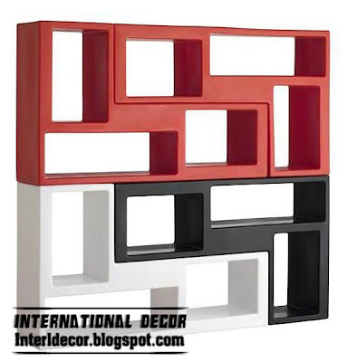 modern bookhself for companies Modern Modular Bookshelf Designs for Companies or Offices